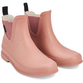 Tretorn Eva Låg Rubber Boots Women Dusty Pink